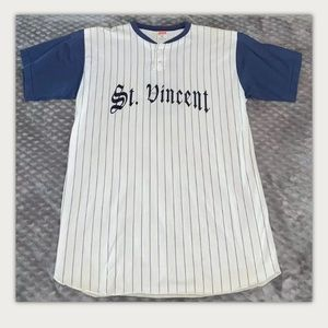RARE! OLD!  St. Vincent JESCO Baseball Jersey #8